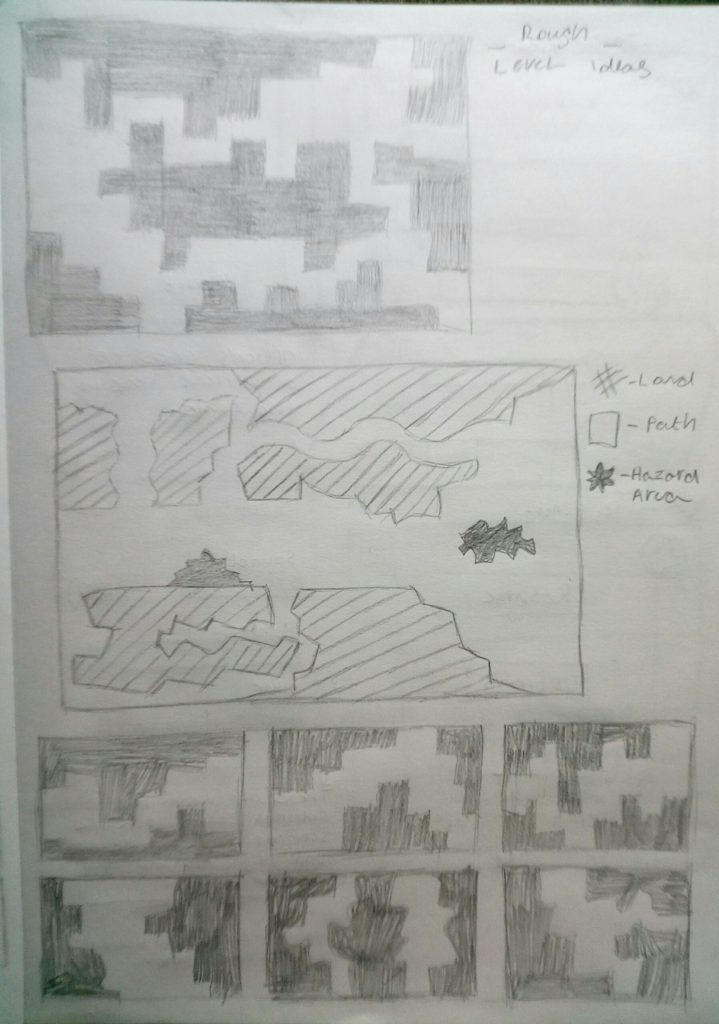 Game Level Ideas