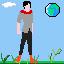 Pixel Character Designs