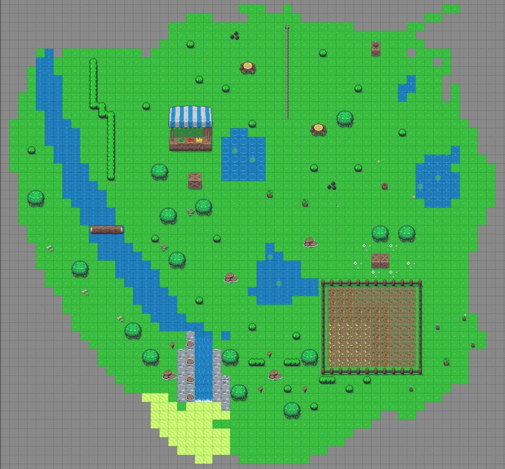 Forest Level Map
