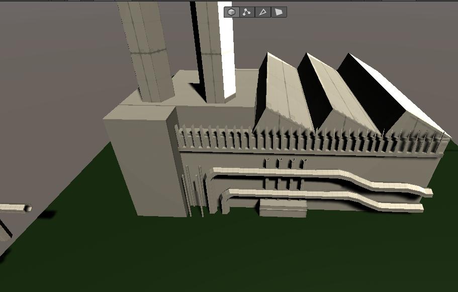 3D Factory Design