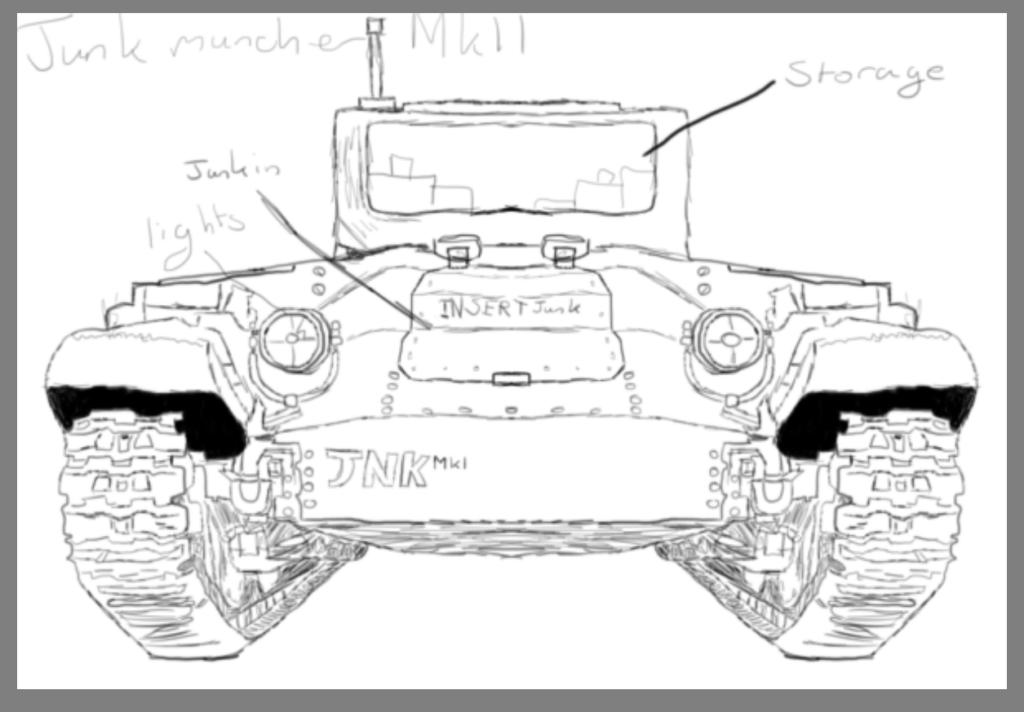 Junk Muncher MKII